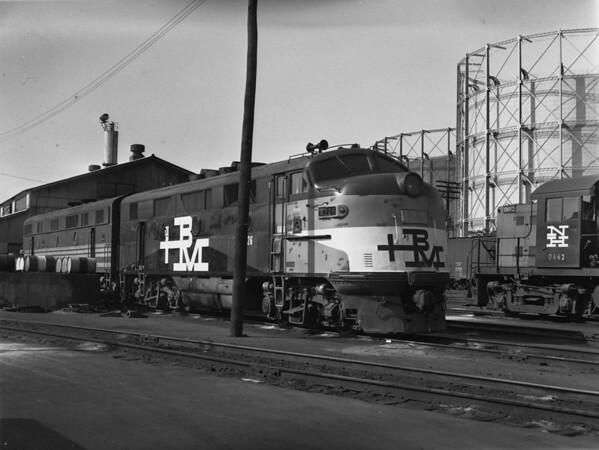 B&M - Worcester yard and engine house - TAA-B&M-004-1K