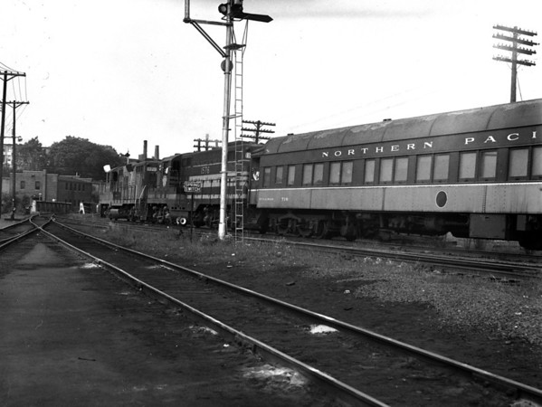 B&M Camp Special power - Worcester yard - TAA-B&M-006-3K