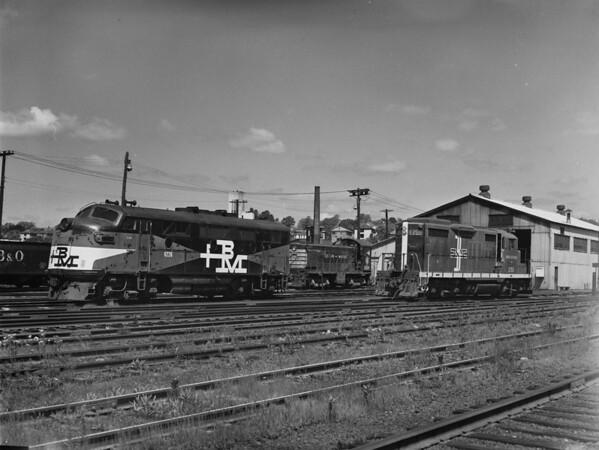 B&M - Worcester yard and engine house - TAA-B&M-004-2K
