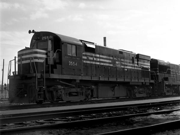New NH units at Worc. engine house - TAA-NH-003-6K