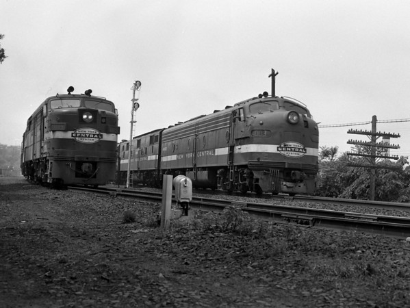 NYC-Worcester, MA, Putnam Lane, MP43, eastbound Passenger and Freight