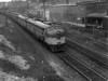 NYC- Worcester, MA, Heard St. bridge, eastbound
