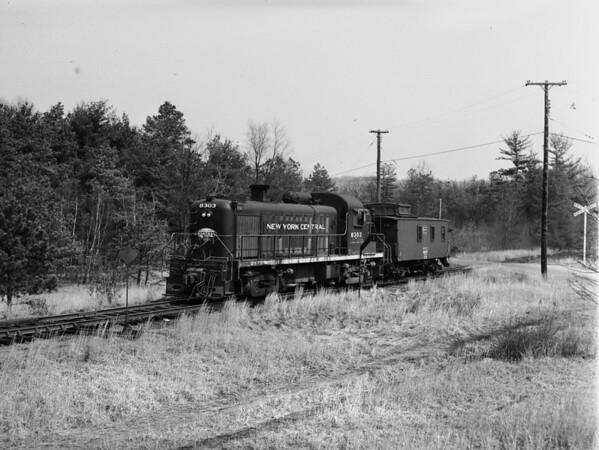 NYC-N. Brookfield, MA, West Brookfield Branch - RARE