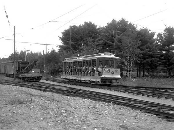 Seashore Trolley Museum - Kennebunk, ME