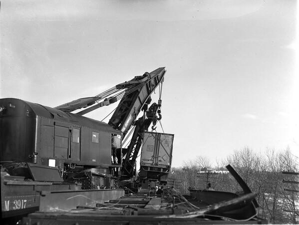 B&M wreck - Gardner, MA