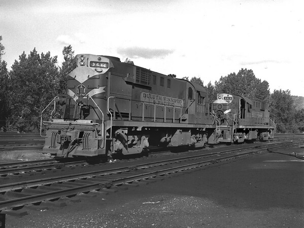 Duluth, Winnipeg & Pacific on CV - E. Northfield, MA
