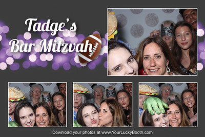 Tadge's Bar Mitzvah  - 3.24.18