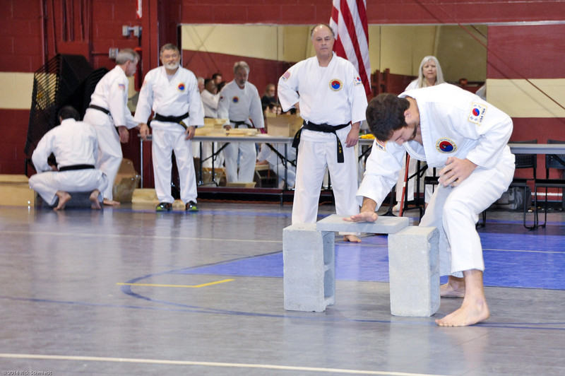 TKD 2014 IOP Black Belt Test & Beach Workout-173