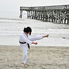 TKD 2014 IOP Black Belt Test & Beach Workout-312