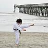 TKD 2014 IOP Black Belt Test & Beach Workout-312