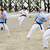 TKD 2014 IOP Black Belt Test & Beach Workout-351
