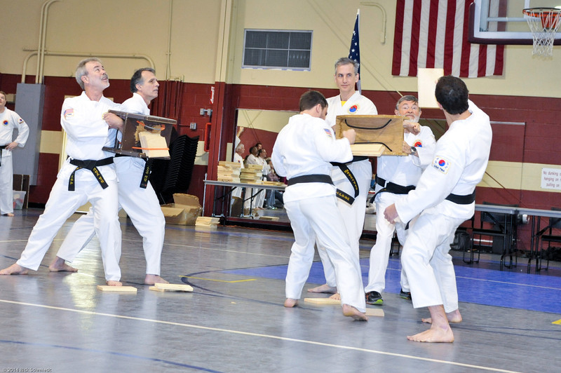 TKD 2014 IOP Black Belt Test & Beach Workout-171