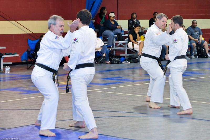 TKD 2014 IOP Black Belt Test & Beach Workout-248
