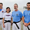 TKD 2014 IOP Black Belt Test & Beach Workout-368