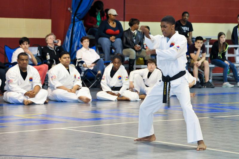TKD 2014 IOP Black Belt Test & Beach Workout-222