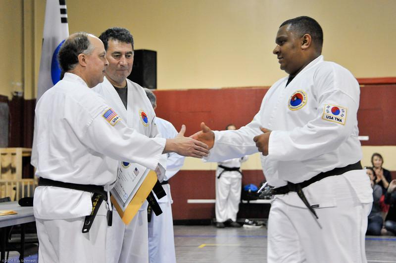 TKD 2014 IOP Black Belt Test & Beach Workout-279