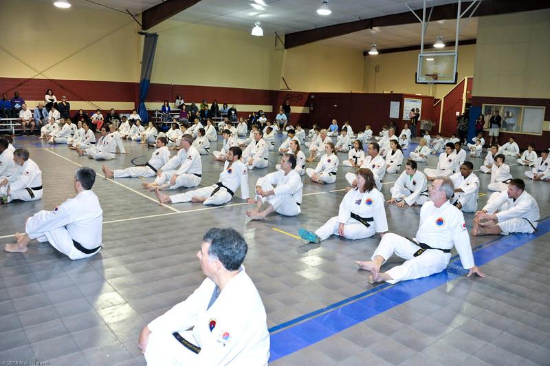 TKD 2014 IOP Black Belt Test & Beach Workout-123