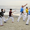 TKD 2014 IOP Black Belt Test & Beach Workout-339