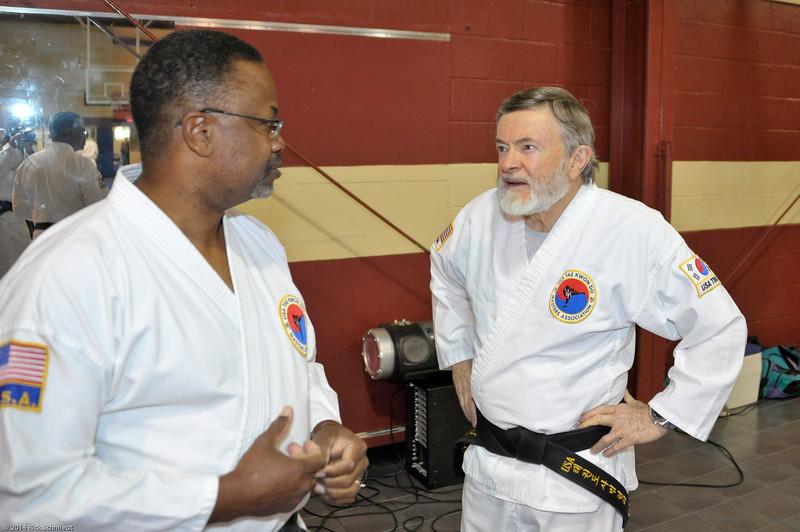TKD 2014 IOP Black Belt Test & Beach Workout-115