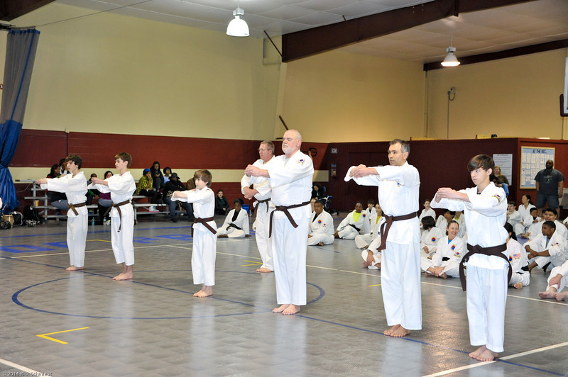 TKD 2014 IOP Black Belt Test & Beach Workout-156