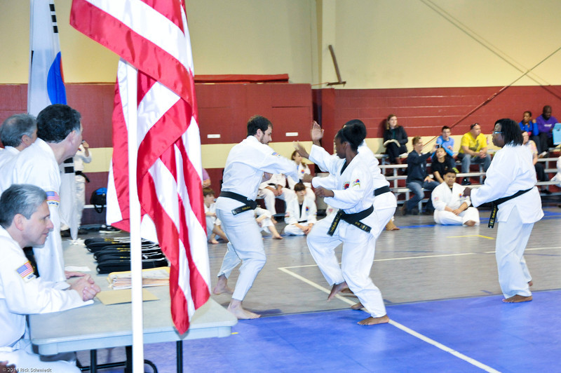 TKD 2014 IOP Black Belt Test & Beach Workout-261