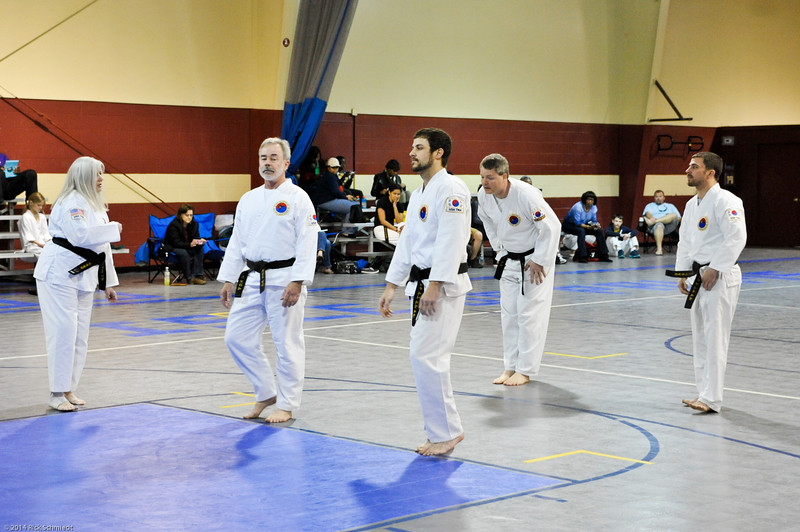 TKD 2014 IOP Black Belt Test & Beach Workout-244