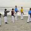 TKD 2014 IOP Black Belt Test & Beach Workout-337