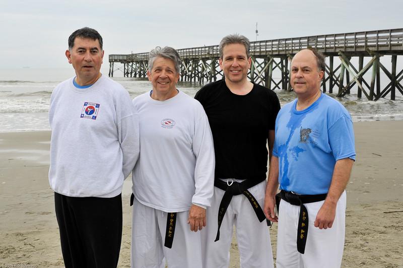 TKD 2014 IOP Black Belt Test & Beach Workout-363
