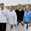 TKD 2014 IOP Black Belt Test & Beach Workout-363