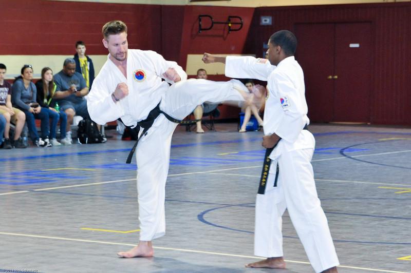 TKD 2014 IOP Black Belt Test & Beach Workout-242