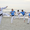 TKD 2014 IOP Black Belt Test & Beach Workout-329