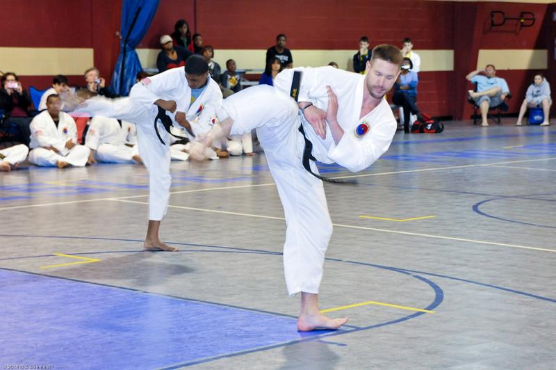 TKD 2014 IOP Black Belt Test & Beach Workout-220