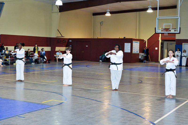 TKD 2014 IOP Black Belt Test & Beach Workout-216