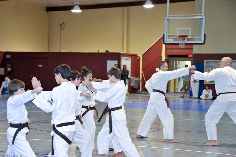 TKD 2014 IOP Black Belt Test & Beach Workout-230