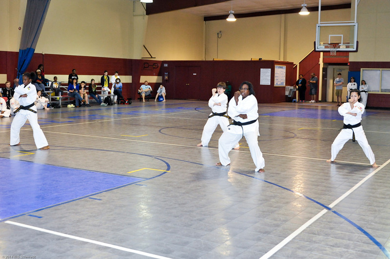TKD 2014 IOP Black Belt Test & Beach Workout-217
