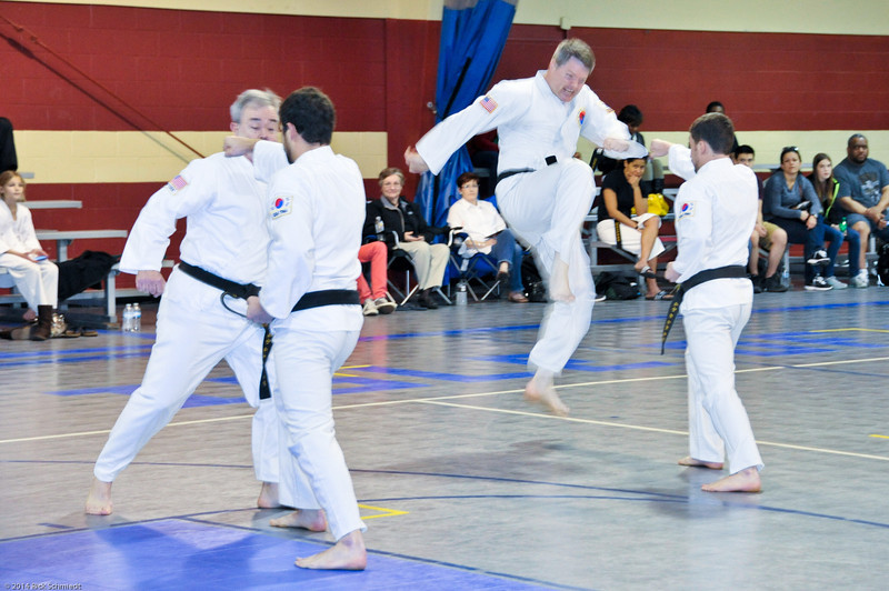 TKD 2014 IOP Black Belt Test & Beach Workout-249