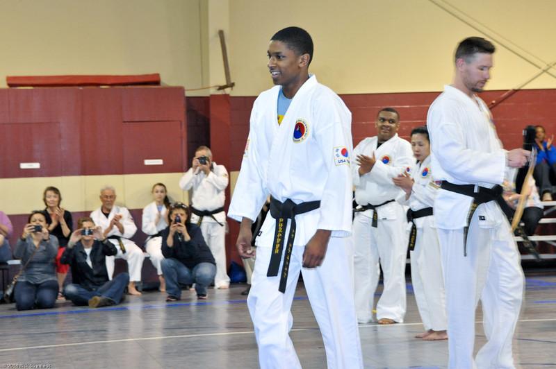 TKD 2014 IOP Black Belt Test & Beach Workout-275