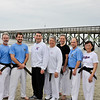 TKD 2014 IOP Black Belt Test & Beach Workout-366