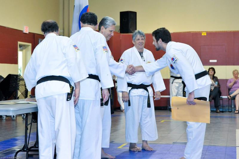 TKD 2014 IOP Black Belt Test & Beach Workout-269
