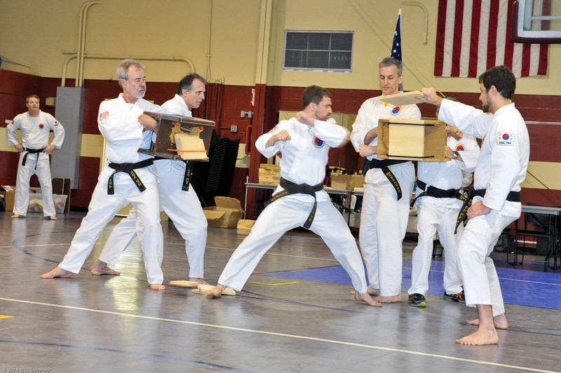 TKD 2014 IOP Black Belt Test & Beach Workout-169