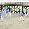 TKD 2014 IOP Black Belt Test & Beach Workout-342