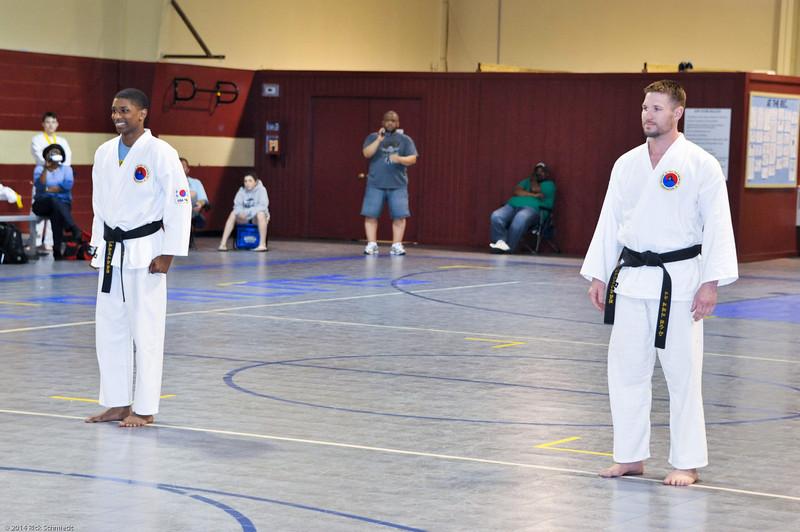 TKD 2014 IOP Black Belt Test & Beach Workout-218
