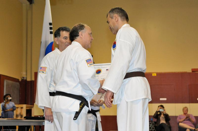 TKD 2014 IOP Black Belt Test & Beach Workout-290