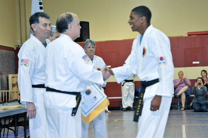 TKD 2014 IOP Black Belt Test & Beach Workout-276