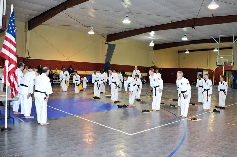 TKD 2014 IOP Black Belt Test & Beach Workout-299