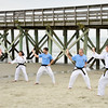 TKD 2014 IOP Black Belt Test & Beach Workout-345
