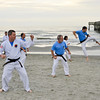 TKD 2014 IOP Black Belt Test & Beach Workout-331