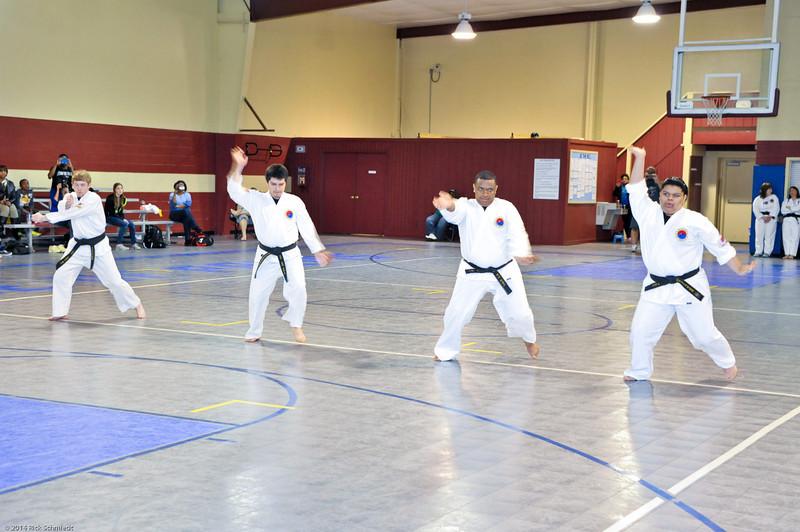 TKD 2014 IOP Black Belt Test & Beach Workout-215