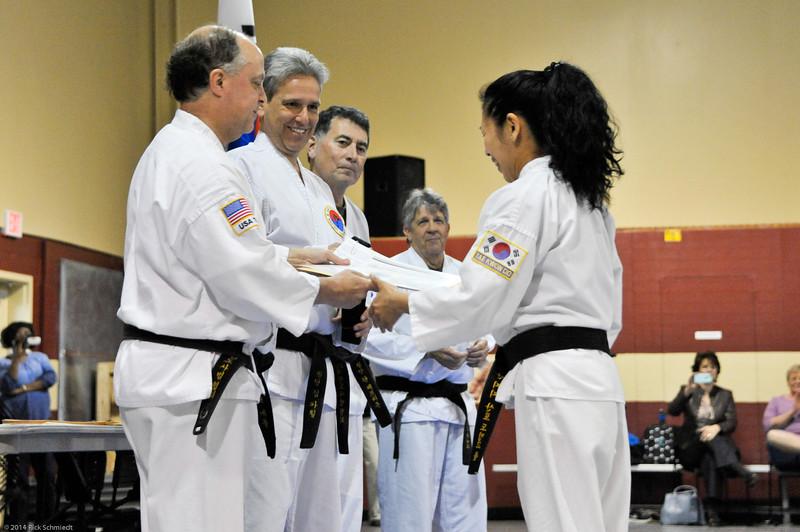 TKD 2014 IOP Black Belt Test & Beach Workout-282