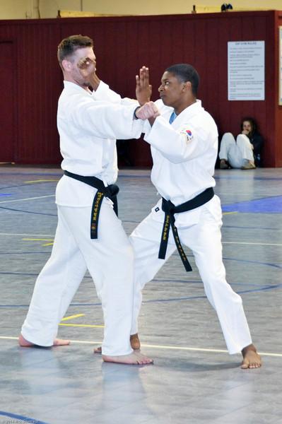 TKD 2014 IOP Black Belt Test & Beach Workout-243